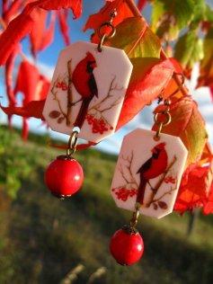 Cardinals - Nina Spade