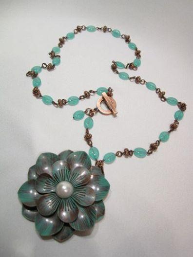 Copper and Glass - Nina Spade