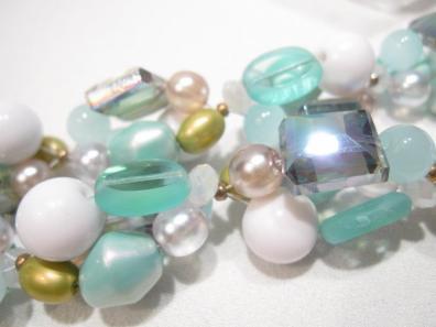 Crystal and Miracle Pearls - Nina Spade
