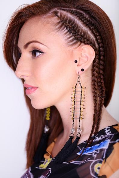 Spadina Earrings