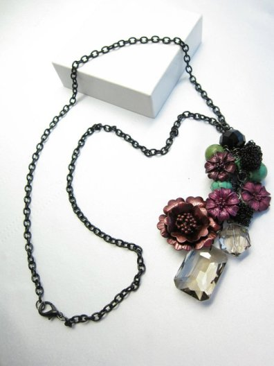 Floral Siganture Necklace - Nina Spade