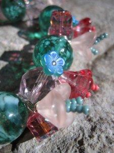 Glass and Crystal Floral - Nina Spade