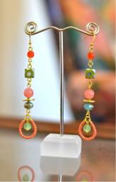 Glass and Seed Beads - Nina Spade