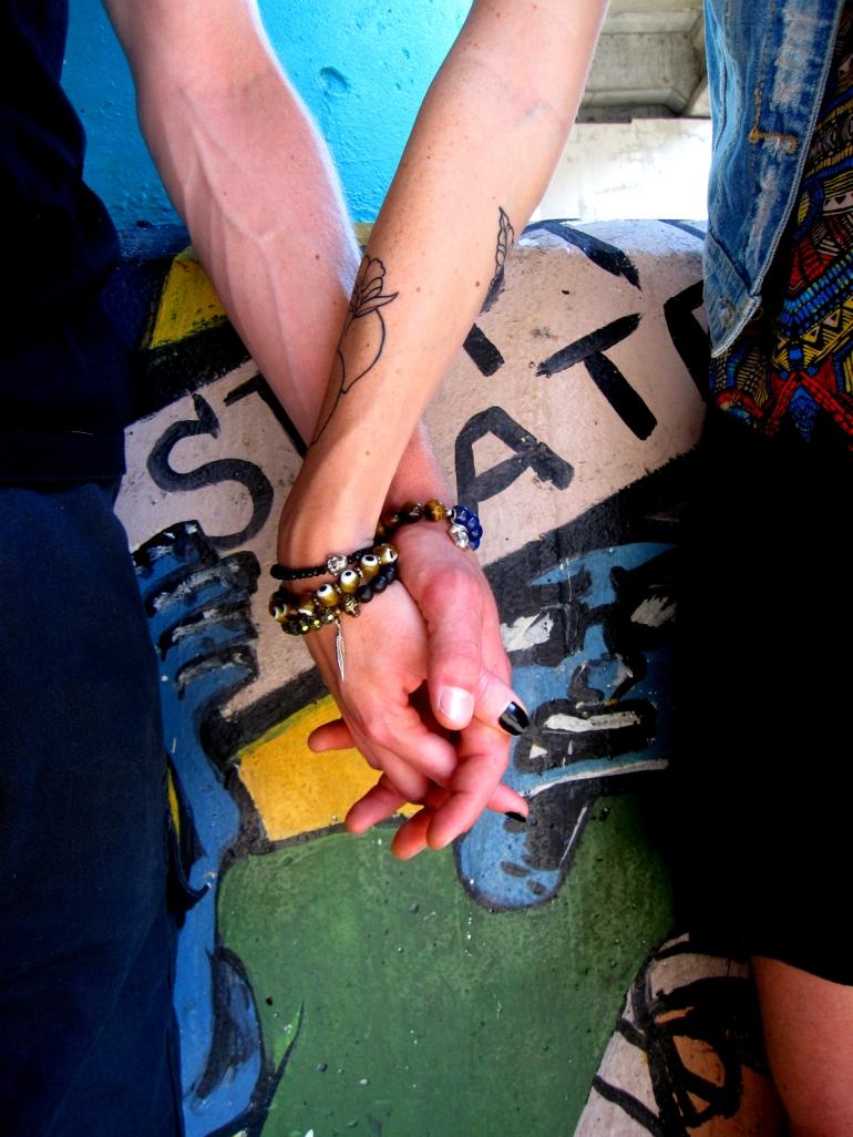 Love and bracelets