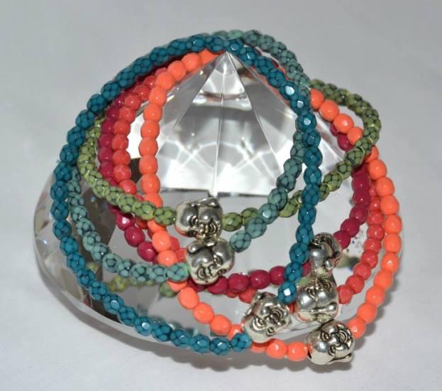 Lucky Buddha Bracelets - Nina Spade