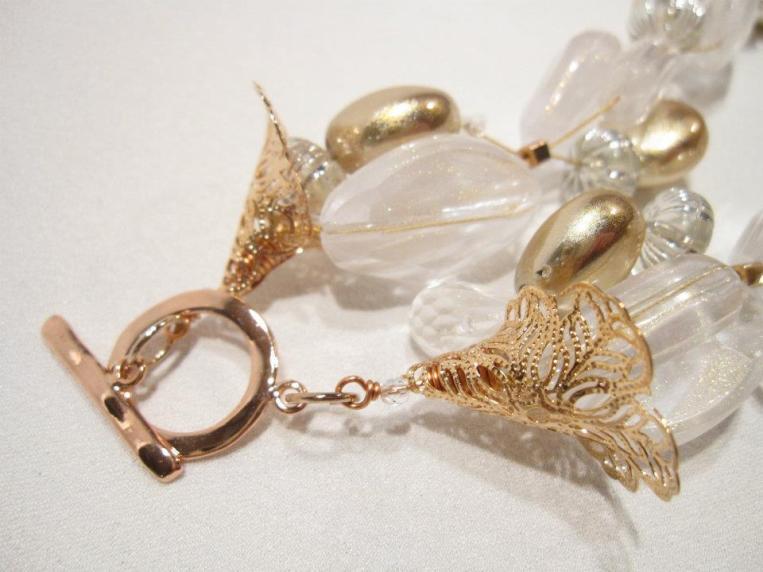 Rose Gold and Resin - Nina Spade