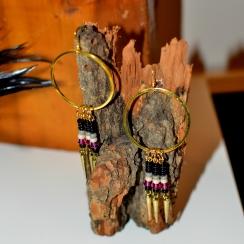 Swarovski and Seed Beads