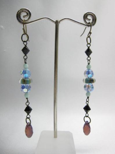 Swarovski and Unikorn Beads - Nina Spade