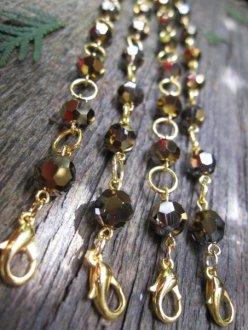 Swarovski Bridesmaids Bracelets - Nina Spade