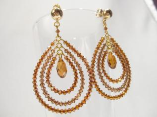 Swarovski Earrings - Nina Spade