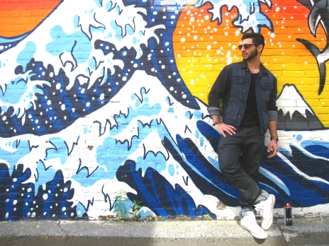 Tony Nims in Toronto