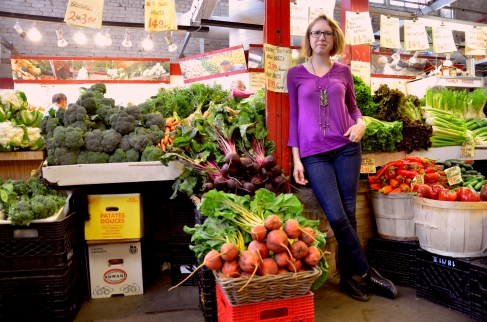 Tricia Gut - St. Lawrence Market Toronto