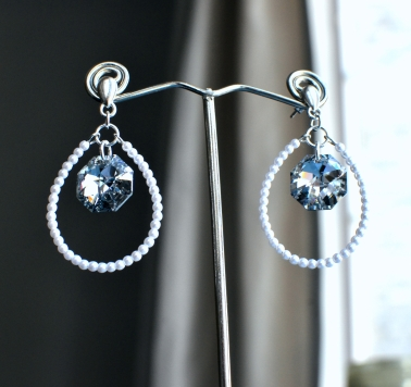 Bridal Swarovski and Pearl