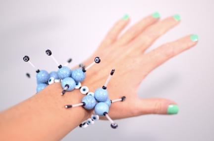 Mati Spray Bracelet